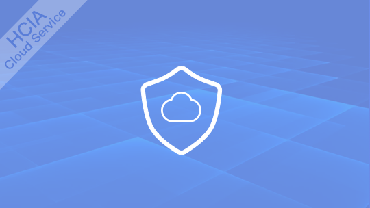 HUAWEI CLOUD Services - Security Services